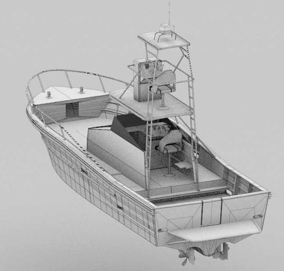 Mariner 34 Sport Fisher 3